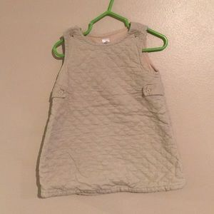 Baby Gap quilted Dress